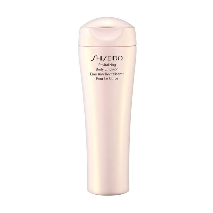 SHISEIDO Crema corpo Global Body Care (200 ml)