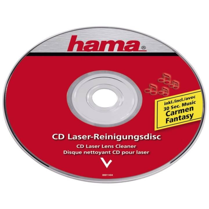 HAMA Disco di pulizia laser