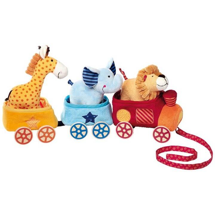 SIGIKID Schiebespielzeug Safari-Zug