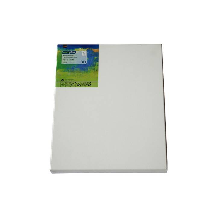 COOP OECOPLAN Tela per pittura 3D (15 cm x 15 cm)