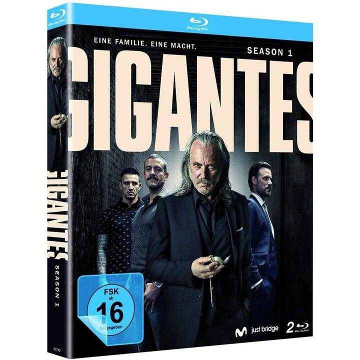 Gigantes Saison 1 (DE)