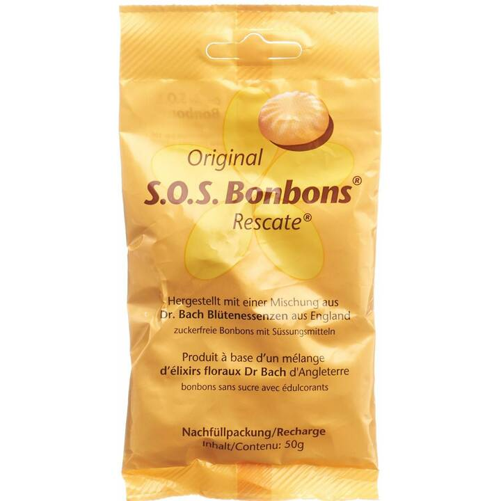 RESCATE S.O.S (50 g)
