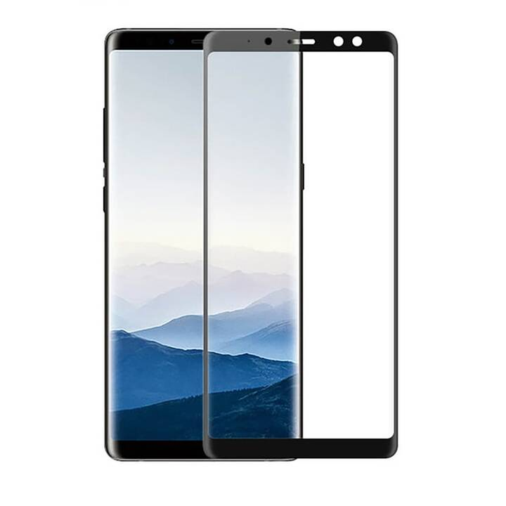 EG Mornrise Pellicola salvaschermo per Samsung Galaxy S9 Plus - nera