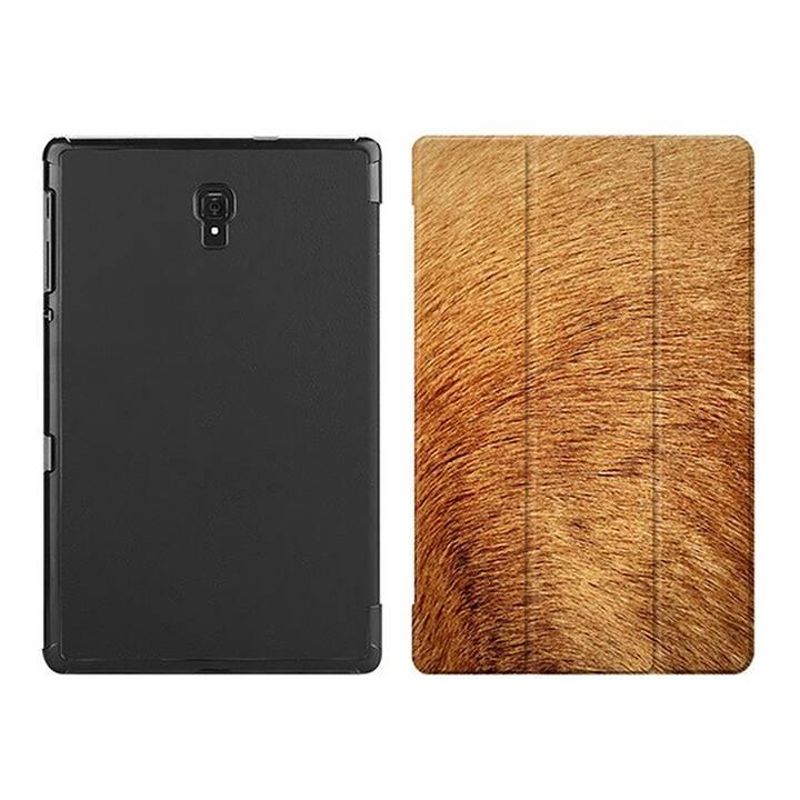 "EG MTT Custodia per Samsung Galaxy Tab A 10.1"" 2019 - Pelle di animale"