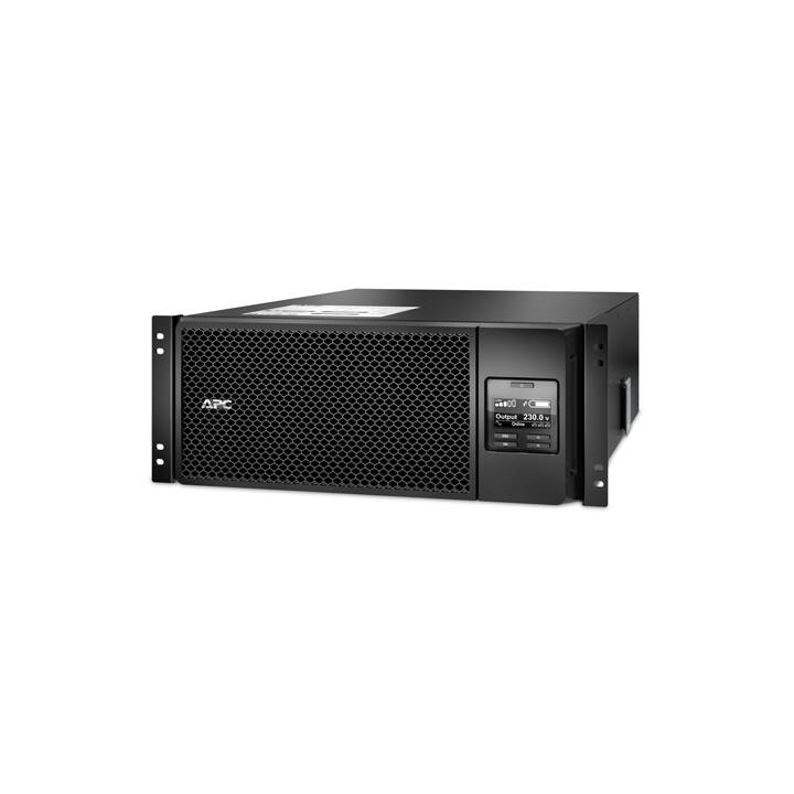 APC Smart Gruppo statico di continuità UPS (6000 VA, 6000 W, Online)