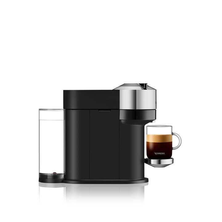 DELONGHI Vertuo Next Deluxe ENV120.C (Nespresso Vertuo, Pure Chrome)