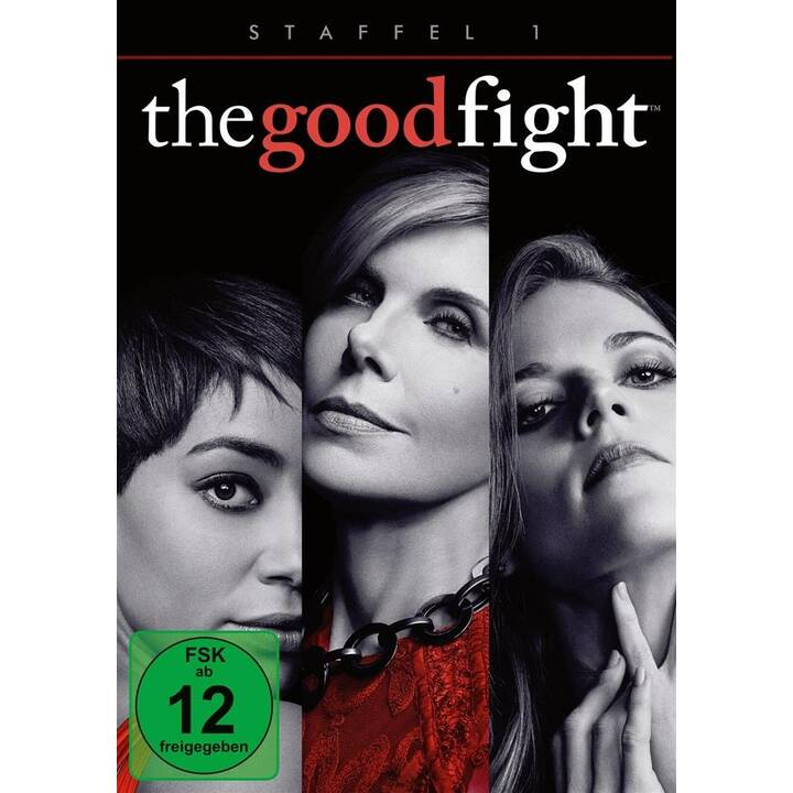 The Good Fight Staffel 1 (DE, EN, FR, IT, ES)
