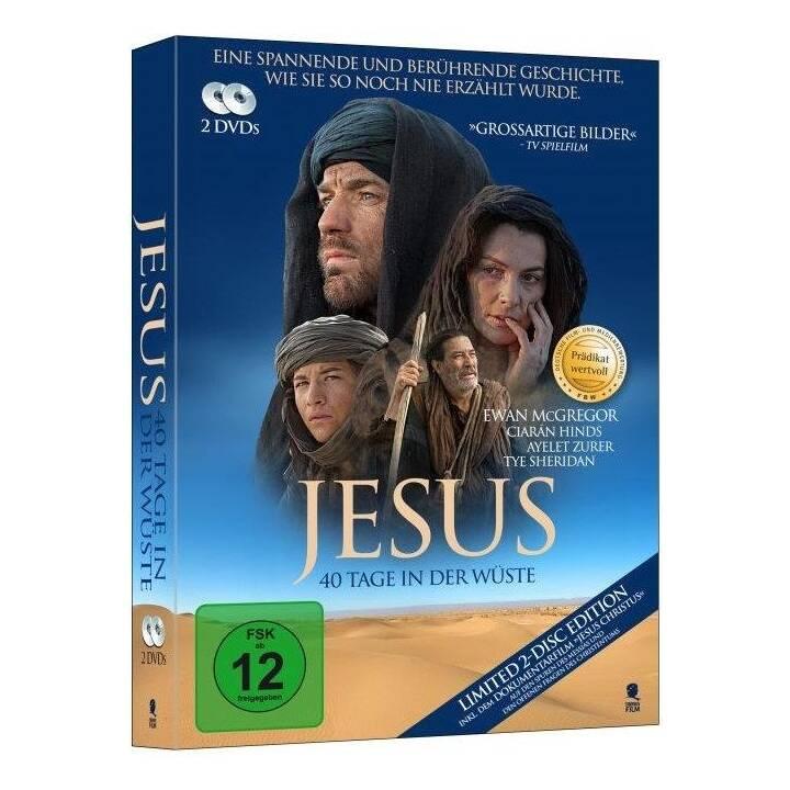 Jesus - 40 Tage in der Wüste (EN, DE)