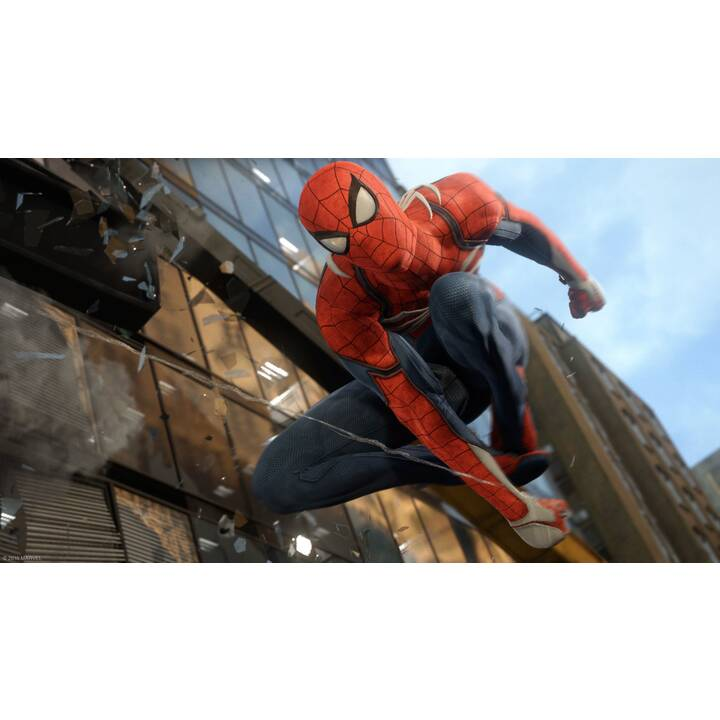 Marvel Spider-Man (DE/FR/IT)