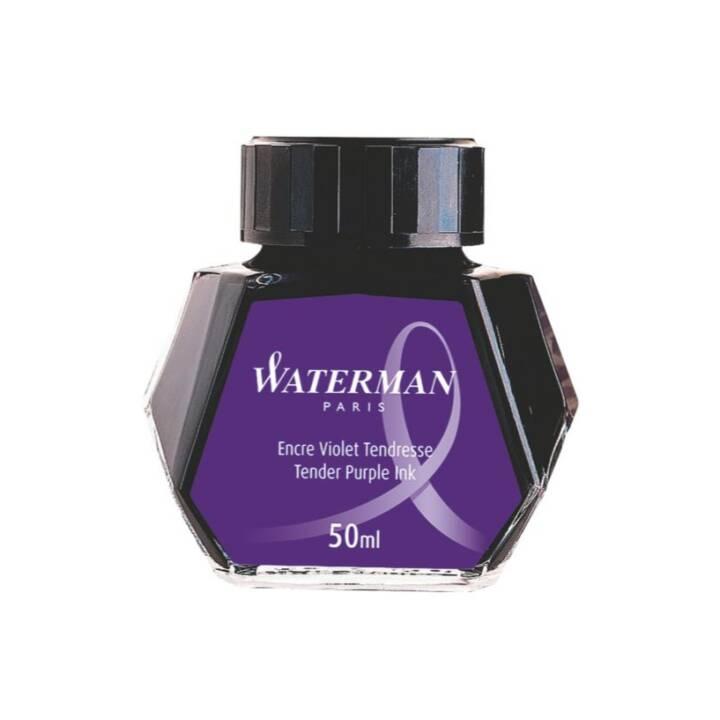 Inchiostro WATERMAN 50ml Viola
