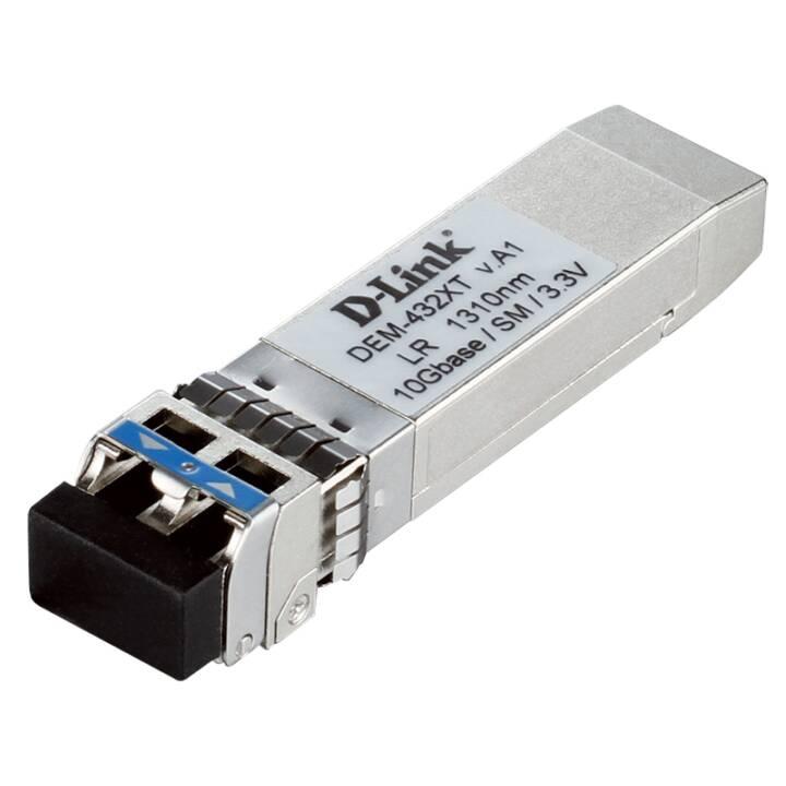 D-LINK Module SFP+ DEM 432XT Transceiver (10 Go/s, Singlemode)