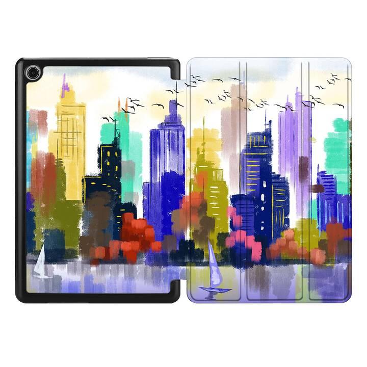 "EG MTT cover per HUAWEI MediaPad M6 8.4"" 2019 - canvas landscape"