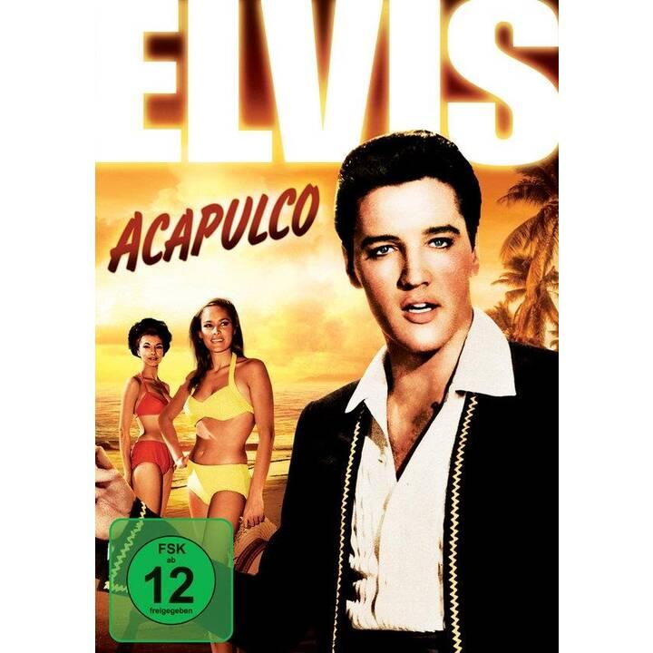Acapulco - Elvis Presley (ES, DE, FI, EN)