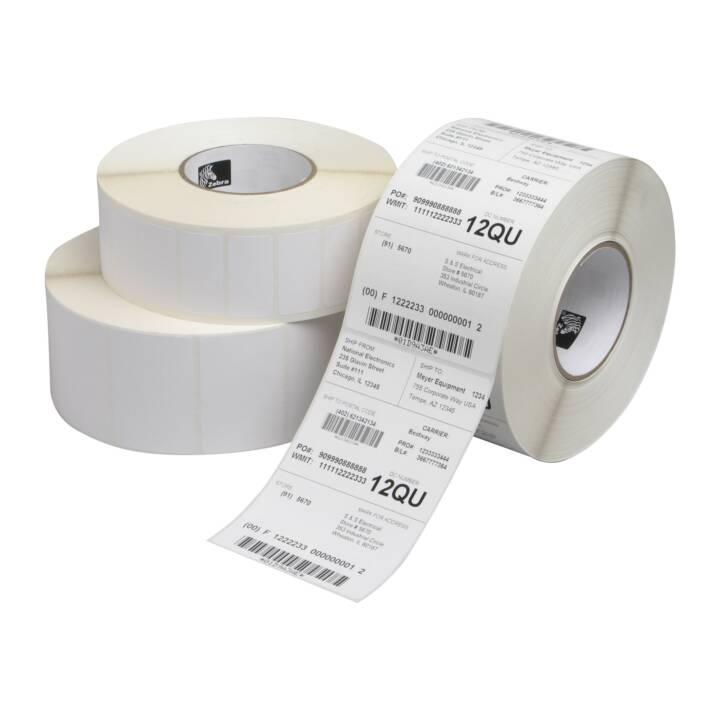ZEBRA Z-Perform 1000T Etiketten (38 x 25 mm, 2580 x)