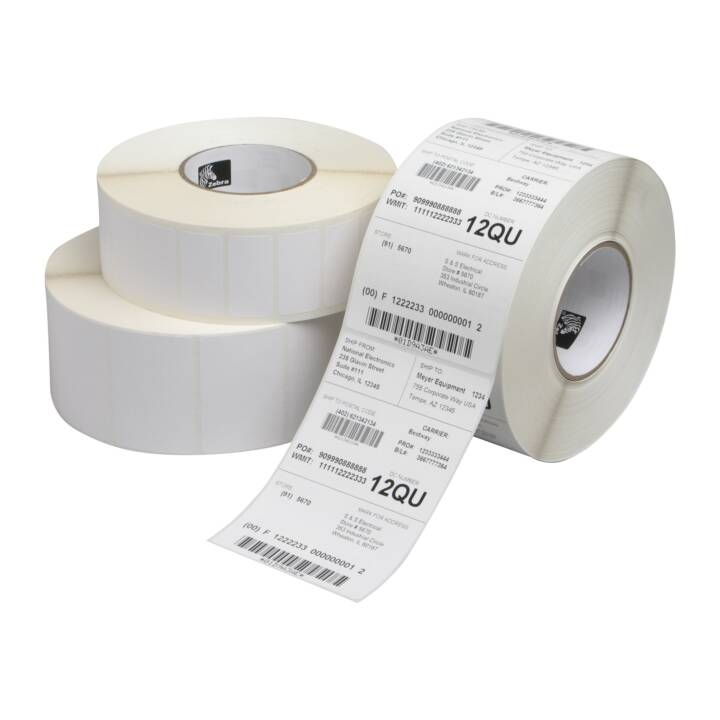 ZEBRA TECHNOLOGIES Kopierpapier (930 Blatt)