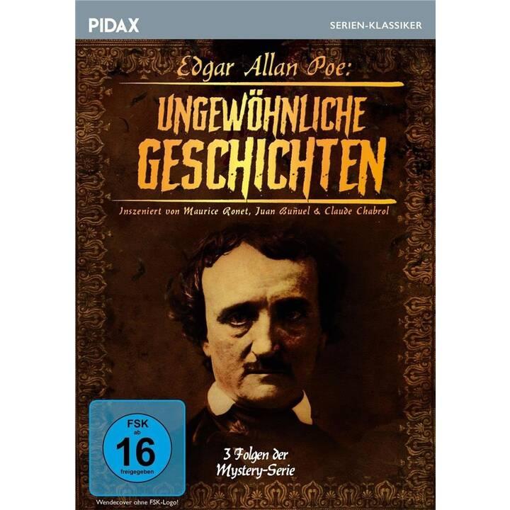 Edgar Allan Poe - Ungewöhnliche Geschichten (DE)