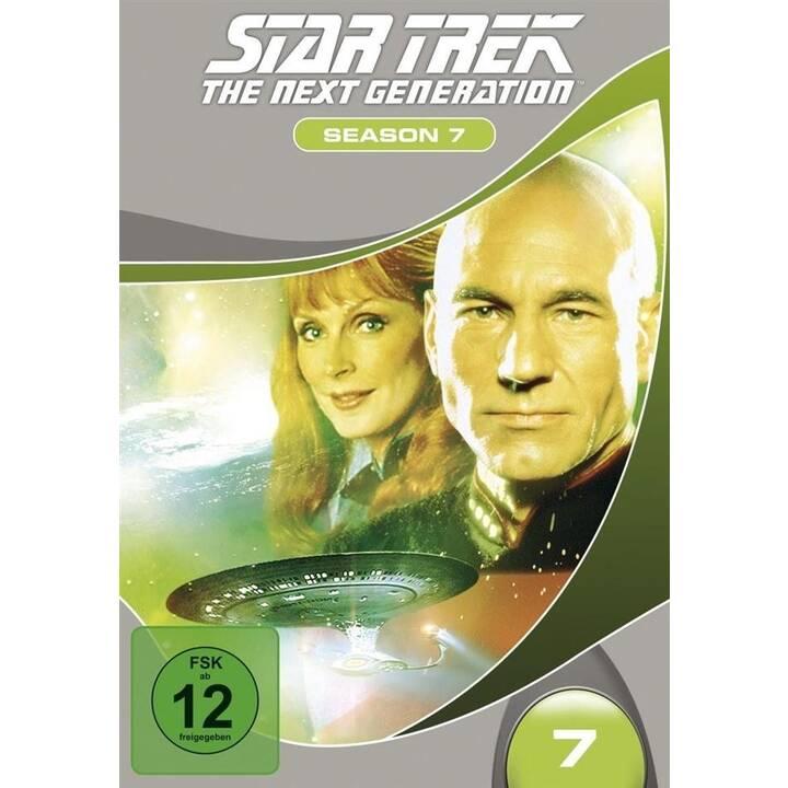 Star Trek - The Next Generation (DE, EN, FR, ES, IT)