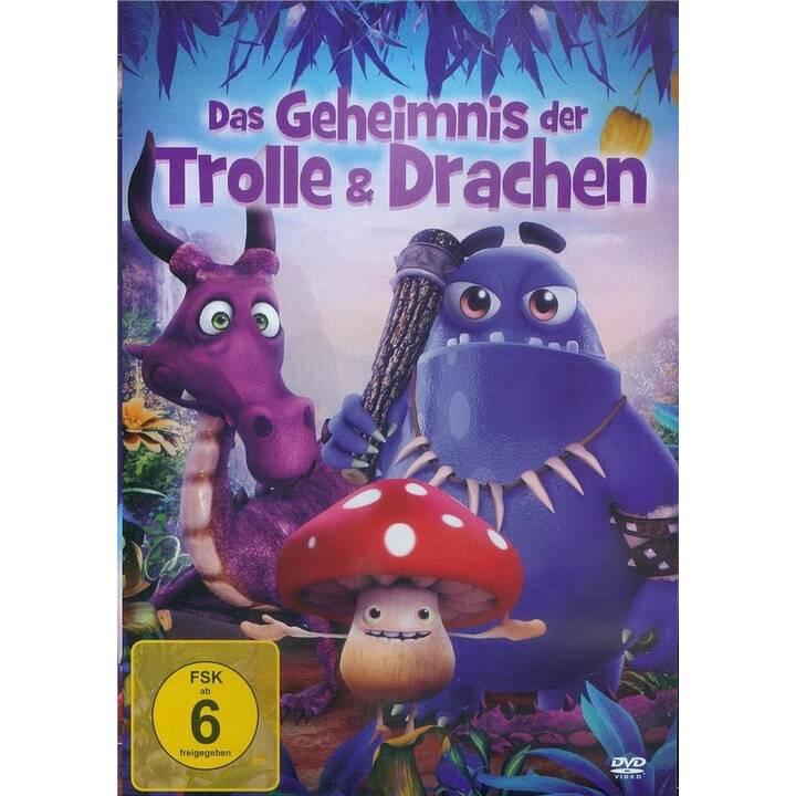Das Geheimnis der Trolle und Drachen (DE, EN)