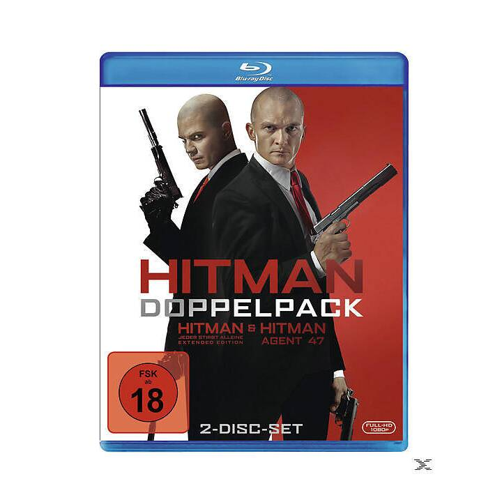 Hitman double pack 1+2 (DE)