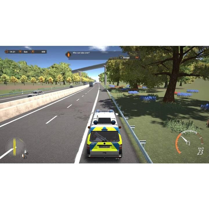 Autobahn-Polizei Simulator 2 (DE, EN)