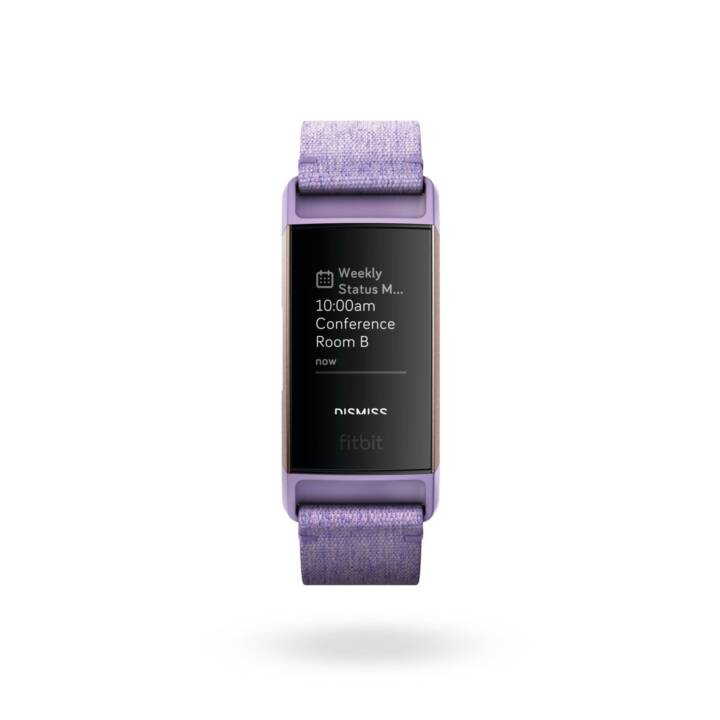 FITBIT Charge 3 Special Edition (S, L, Lilla)
