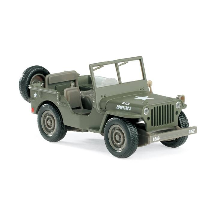 NEW RAY Willys Veicolo militare