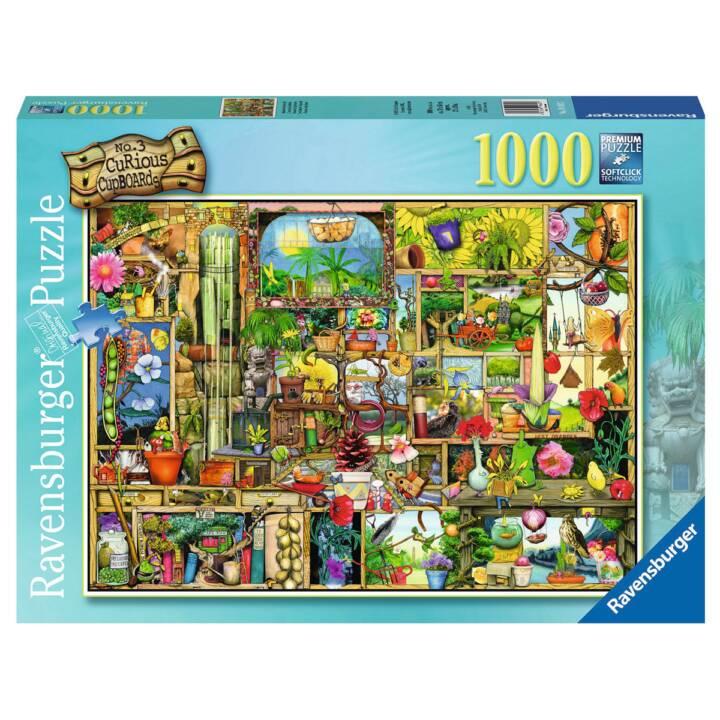RAVENSBURGER Grandioses Gartenregal, 1000 Teile
