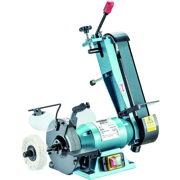 ALDURO Bandschleifmaschine ALDURO WASU 50+ (32 mm, 600 W)