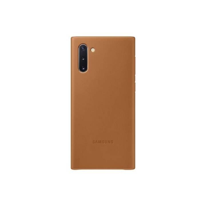 SAMSUNG Hardcase (Galaxy Note 10, Marrone)