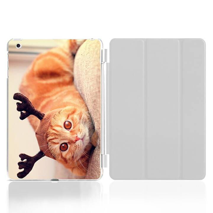 "EG iPad Cover pour Apple iPad 9.7 ""2/3/4/4 - Cat"