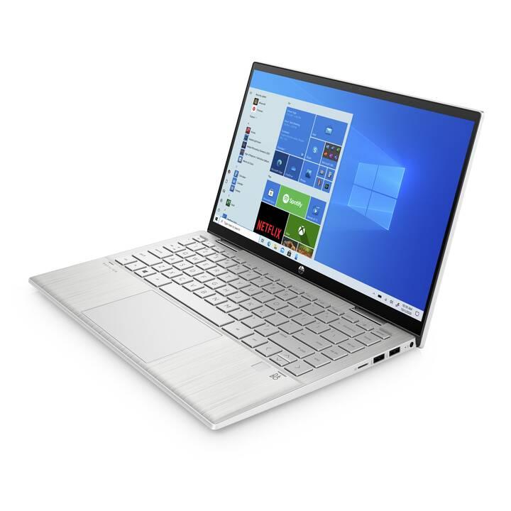"""HP Pavilion x360 14-dy0607nz (14"""", Intel Core i5, 16 GB RAM, 512 GB SSD)"""