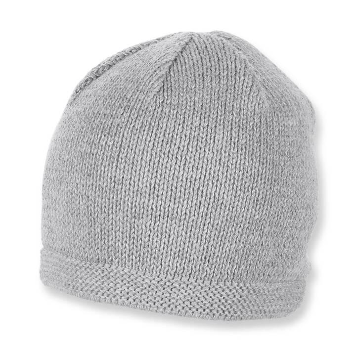 STERNTALER Cappellino per neonati (62, Argento, Grigio)