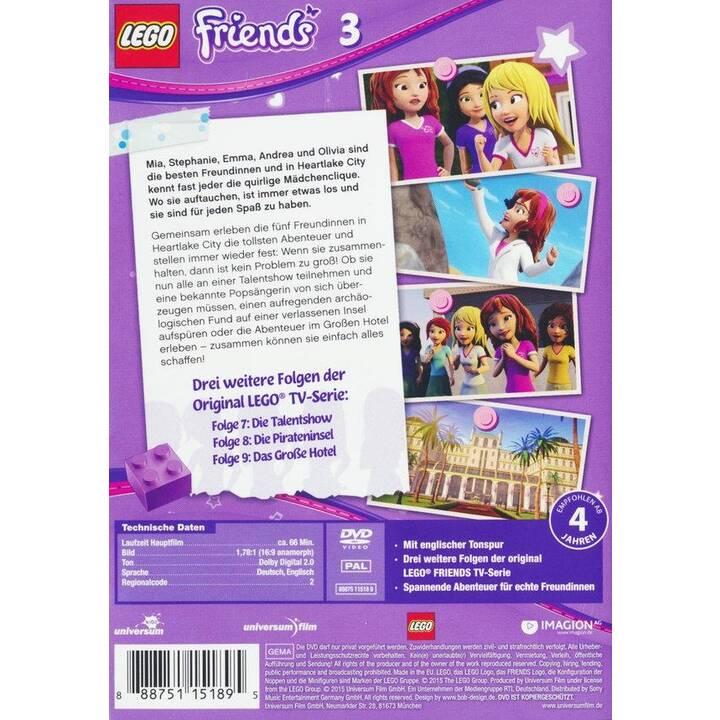 LEGO: Friends - DVD 3 (DE, EN)