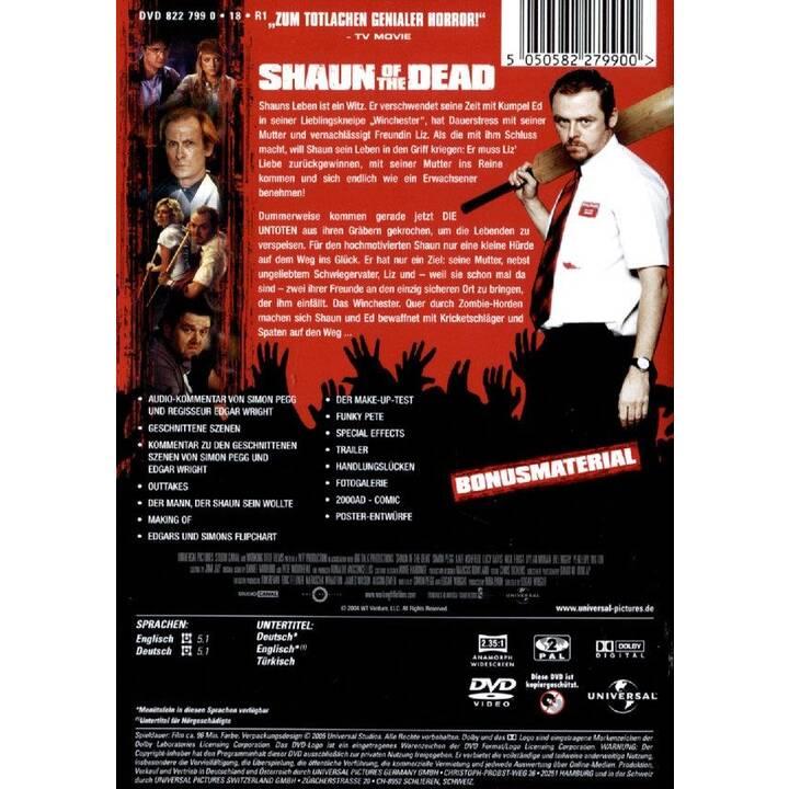 Shaun of the dead (EN, DE)