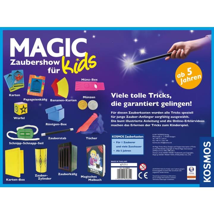 KOSMOS Magic Magic Show pour les enfants