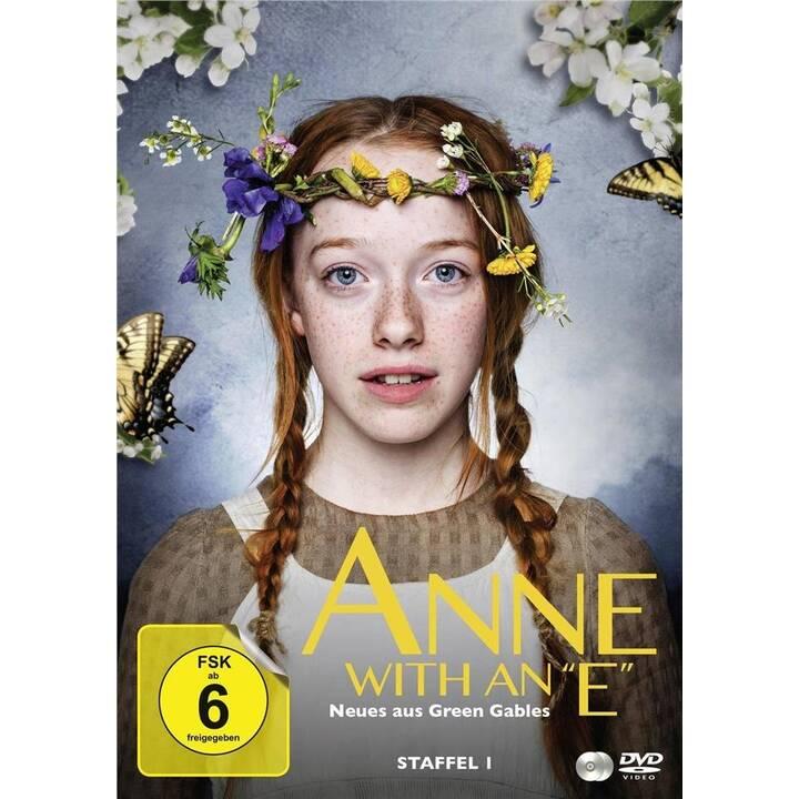 """Anne with an E"""" - Neues aus Green Gables"""" Stagione 1 (DE, EN)"""
