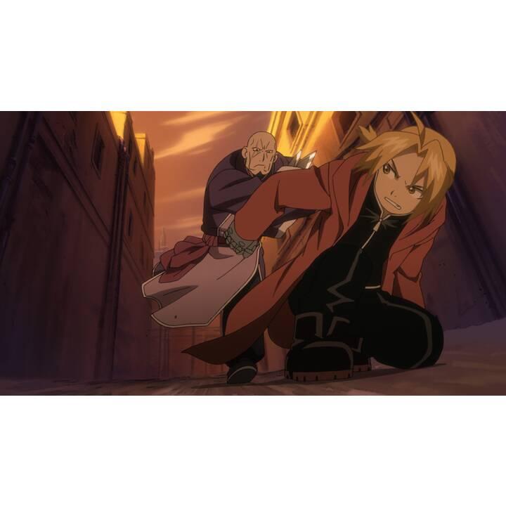 Fullmetal Alchemist: Brotherhood - OVA Collection (JA, DE)