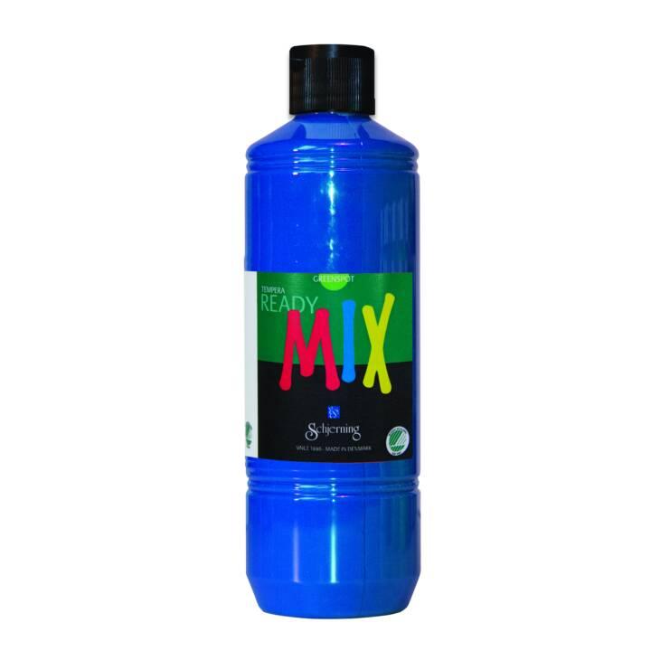 SCHJERNING Peinture pour bricolage ReadyMix (500 ml, Bleu)