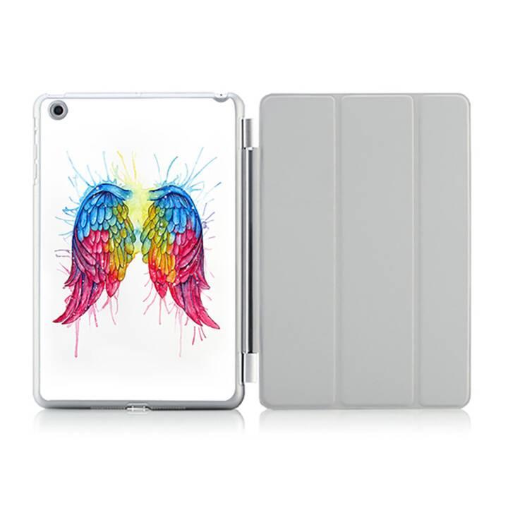 "EG iPad Hülle für Apple iPad 9.7 ""Air 1 - malen Flügel"