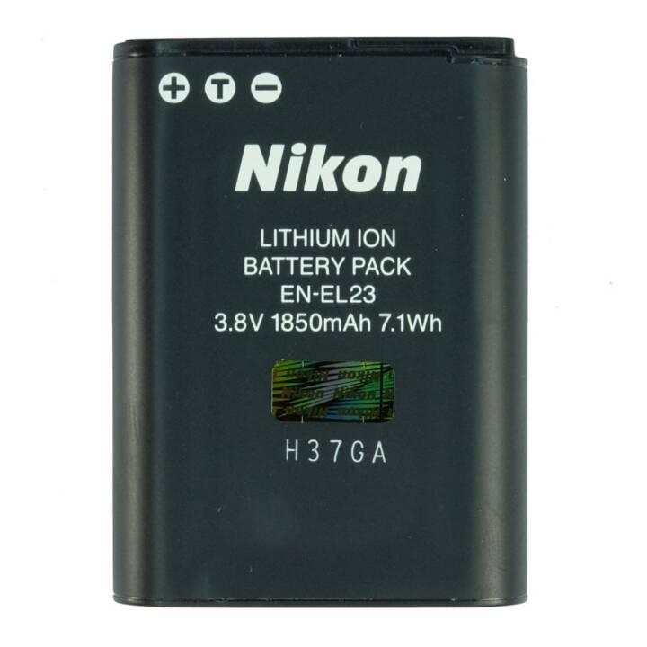 NIKON EN EL23 Kamerabatterie, Li-Ion, 1850 mAh