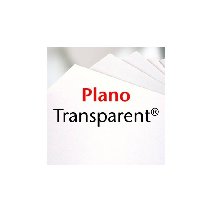 PAPYRUS Sihl Plano Trasparente A4 92g 250 fogli