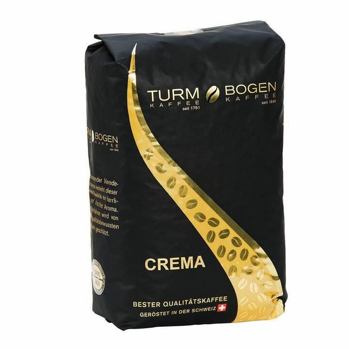 TURM KAFFEE Caffè in grani Caffè crema (1 kg)