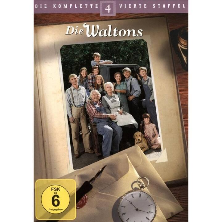 Die Waltons Stagione 4 (DE, EN)