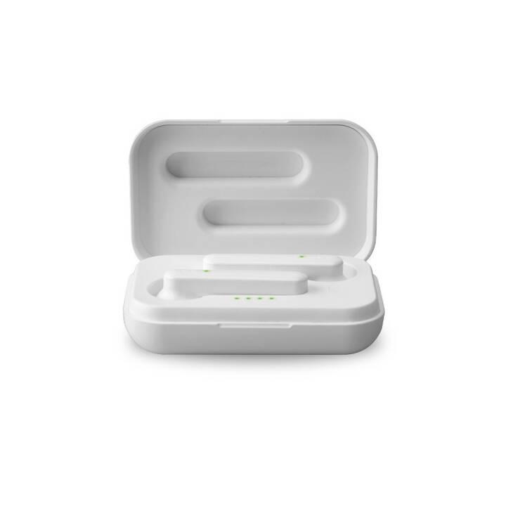 SBS TWIN BUDS (In-Ear, Bluetooth, Blanc)