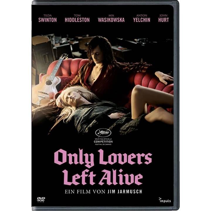 Only Lovers Left Alive (DE, FR, EN)