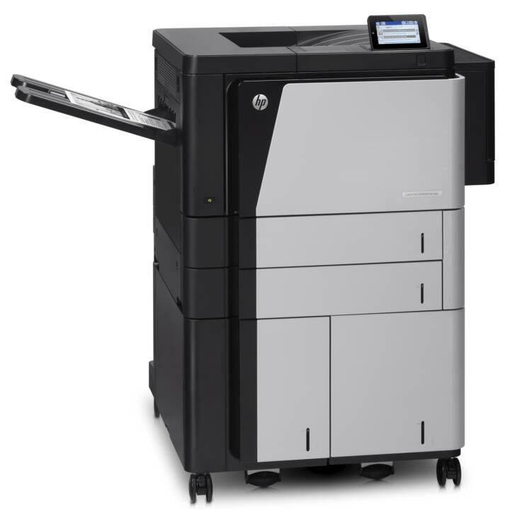 HP LaserJet Enterprise M806x+ (Schwarz-Weiss)