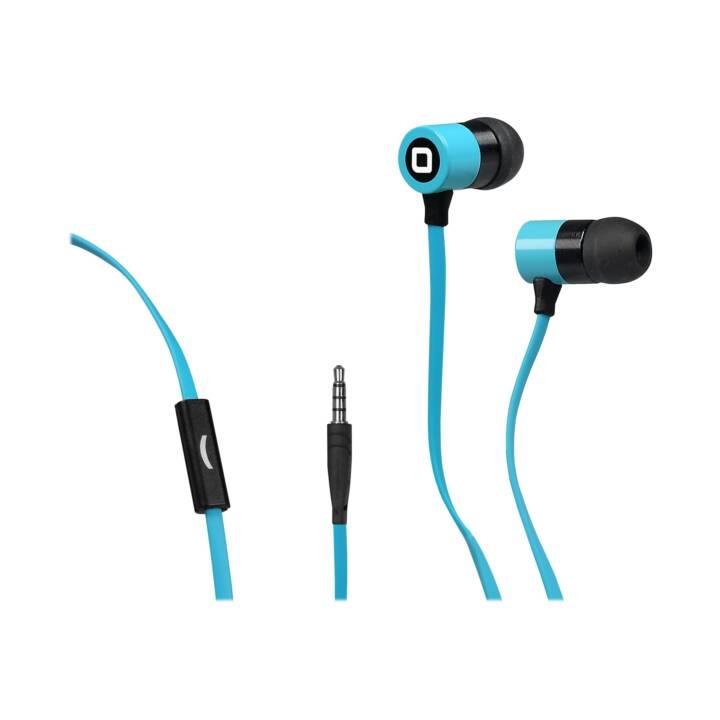 Casque d'écoute intra-auriculaire SBS 60 Bleu