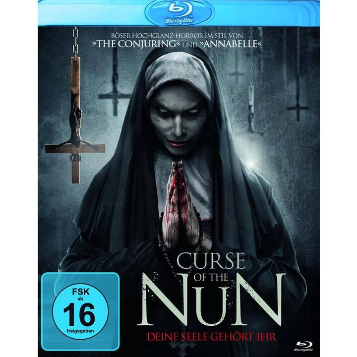 Curse of the Nun (DE, EN)