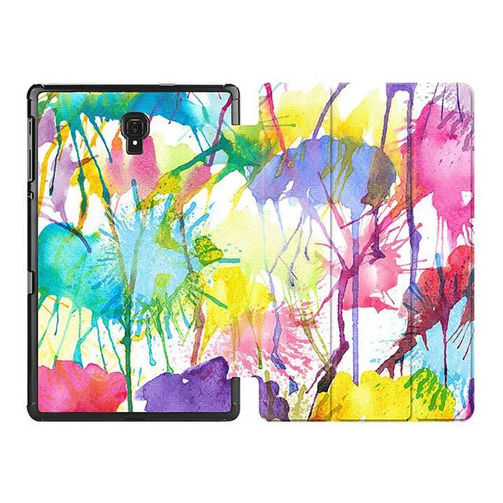 """EG MTT Etui pour Samsung Galaxy Tab A 8"""" 2019 SM-T290/T295/T297 - Coloré"""