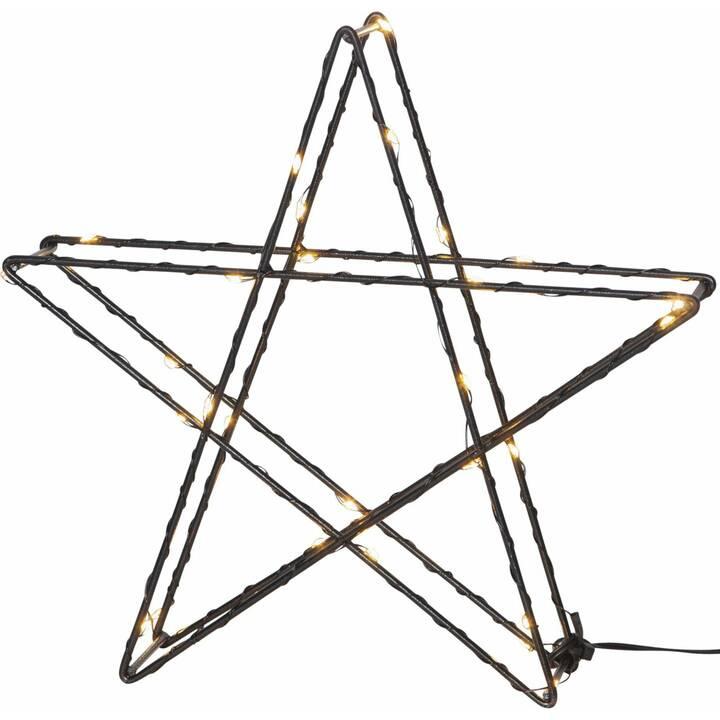 STAR TRADING Weihnachtssterne (25 cm)